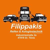 Ihr Reifenservice in Tönisvorst – Filippakis Reifen & Autoglastechnik